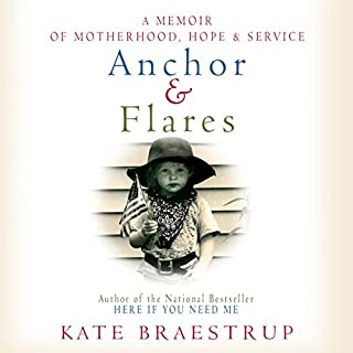 Anchor and Flares audiobook cover art