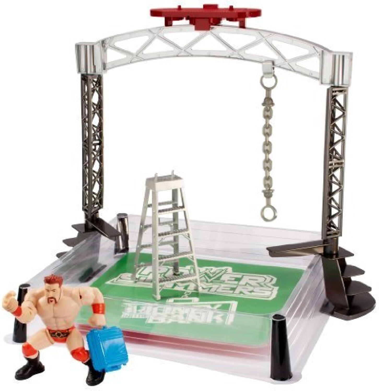 WWE Power Slammers Wrecking Brawl Play Set by WWE