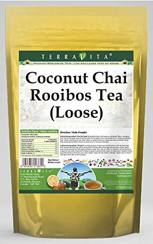 Coconut Chai Rooibos Tea Loose oz Super-cheap 545615 8 Our shop OFFers the best service ZIN: