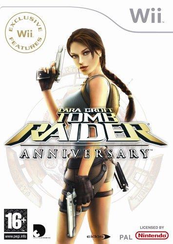 Tomb Raider: Anniversary (Wii) [Importación Inglesa]