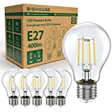 E27 LED Lampe, 4W Ersetzt 35W Halogenlampen, 400 Lumen,...