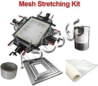 Screen Mesh Stretching Kit