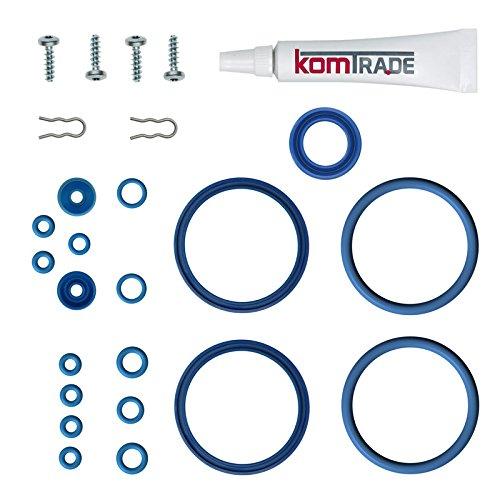Zestaw naprawczy/zestaw inspekcyjny Premium (XL) do Jura Impressa i ENA z wideo - instrukcja naprawy