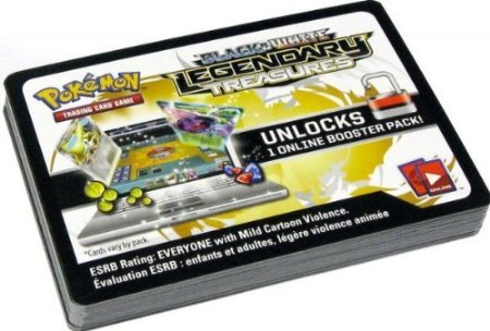 Pokemon Legendary Treasures Promo L…