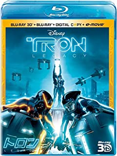 トロン:レガシー 3Dスーパー・セット [Blu-ray]