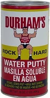 Donald Durhams 076694000015 1-Pound Rockhard Water Putty by Donald Durham