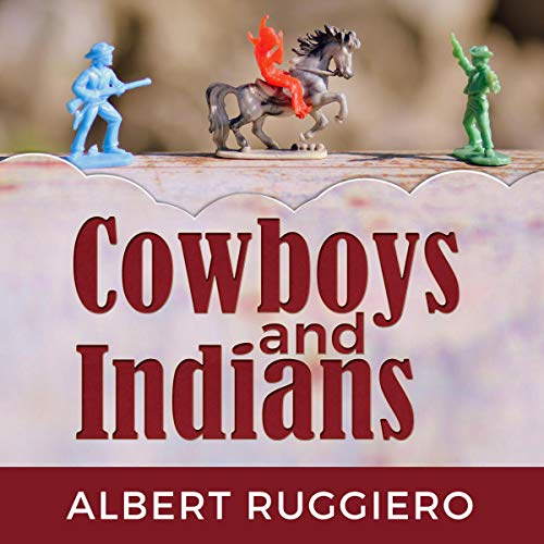 Cowboys and Indians audiobook cover art