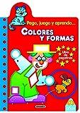 Colores y formas (Pego, juego y aprendo...)