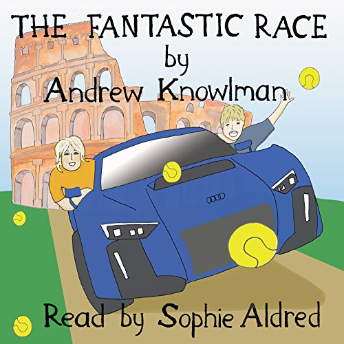 The Fantastic Race cover art
