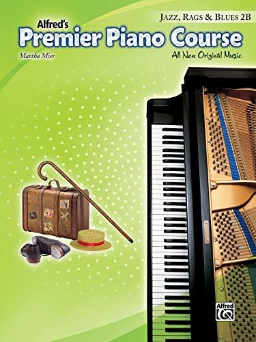 Premier Piano Course: Jazz, Rags & Blues Book 2B     Piano     Book (Premier Piano Course: Jazz, Rags & Blues 2B)