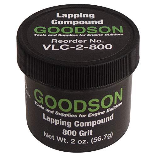 Goodson 800 Grit | Lapping Compound | 2 Ounces