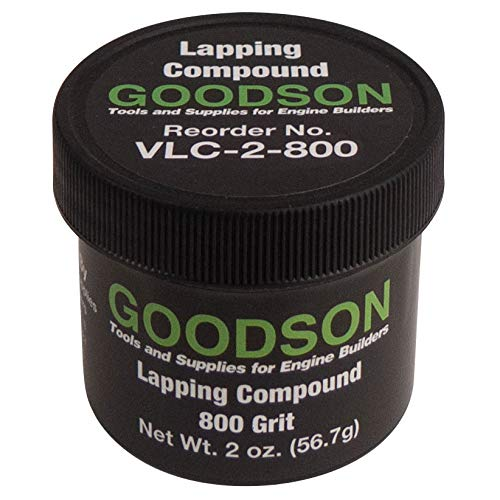 Goodson 800 Grit | Lapping Compound | 2 Ounces