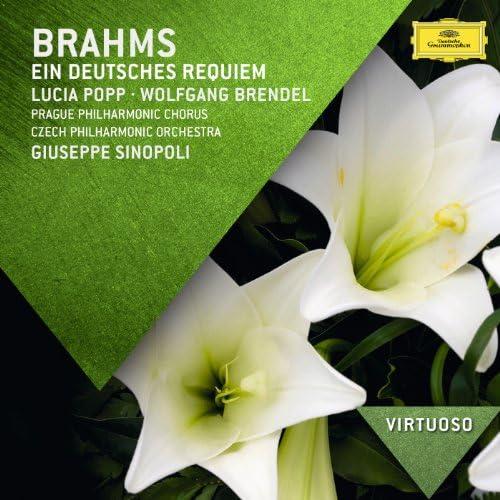 Lucia Popp, Wolfgang Brendel, Prague Philharmonic Chorus, Czech Philharmonic Orchestra & Giuseppe Sinopoli