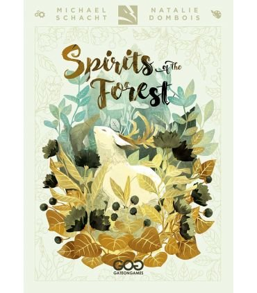 GateOnGames- Spirits of The Forest, Multicolore, SPFR