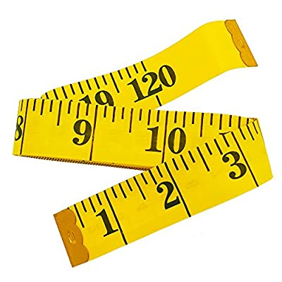 120-Inch Extra Long Soft Tape Measure for Sewing Tailor Cloth Ruler