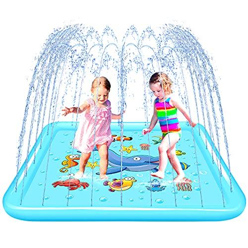 Growsland Splash Pad