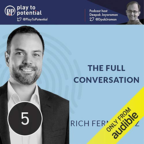 Rich Fernandez - The Full Conversation cover art