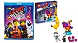 Oh Emmett Get Together: The Lego Movie The Second Part + 70824 Introducing Queen Watevra Wa'Nabi 115 pcs (2 Pc Ultimate Builders Bundle)