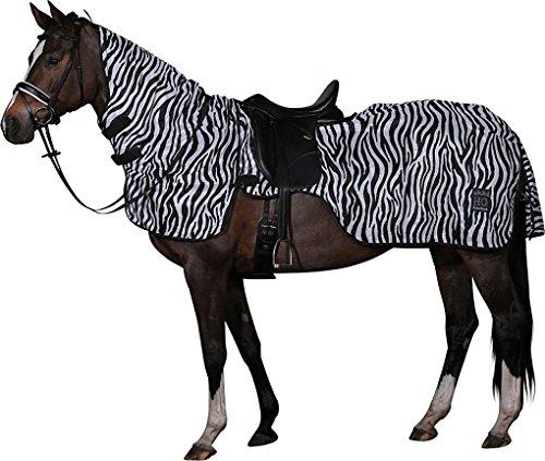 Reitsport Amesbichler Insekten Ausreitdecke Zebra Ausreitdecke Zebra