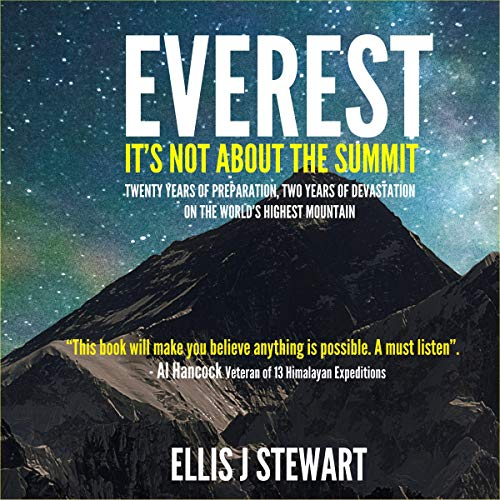 Everest: It's Not About the Summit cover art