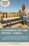 Examined on the Picnic Table: A Shy College Girl's Backyard Barbecue Medical...