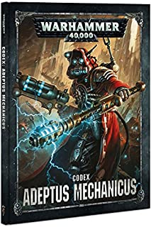 Warhammer 40k Adeptus Mechanicus Codex