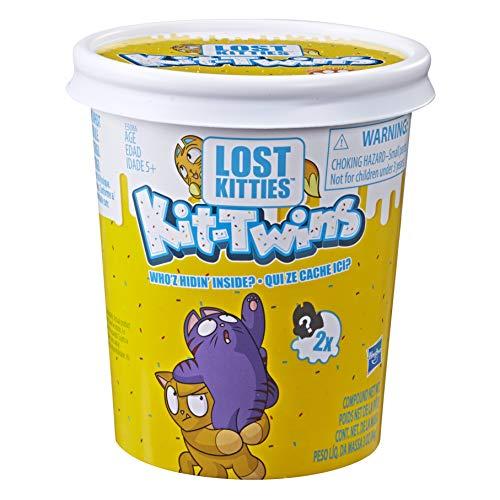 Lost Kitties- Kit Twins, Multicolor (Hasbro E5086EU2)