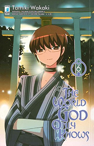 The world god only knows (Vol. 6)