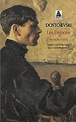 Les démons - Tome 1 Tome 1 de Fedor Mikhaïlovitch Dostoïevski