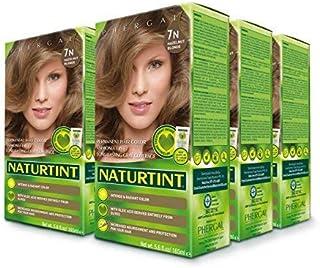 Naturtint Permanent Hair Color - 7N Hazelnut Blonde, 5.6 fl oz (6-pack)