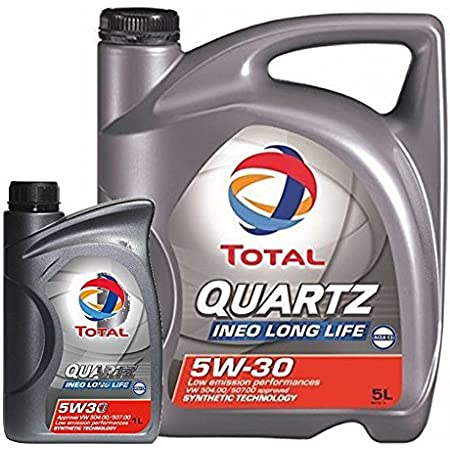 Total Quartz Ineo Long Life 5w 30 Motorenöl 6 Liter 5l 1l Auto