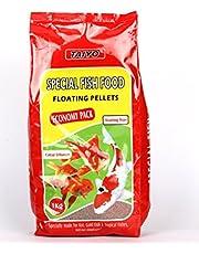 Taiyo Special Fish Food Floating Pellets Economy Pack 1Kg (1.2mm)
