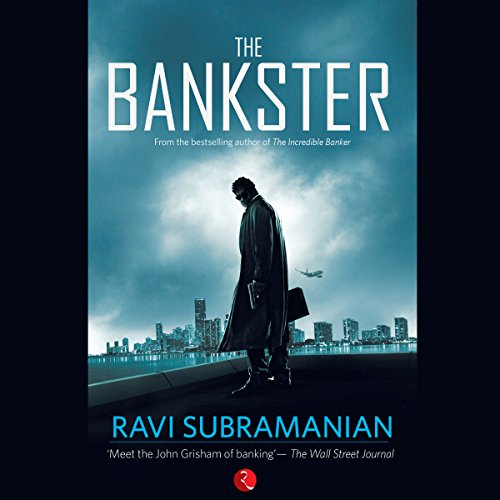 The Bankster audiobook cover art