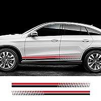車のステッカー 繊細 デカール フルボディ カー サイド ステッカーFor Audi, For BMW, For Ford Toyota, For Renault, For Peugeot