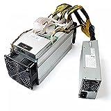 Antminer Bitcoin Miner S9 13,5T/14T/14,5T Mit Netzteil, Starke Wärmeableitungsfunktion,S9 13.5T