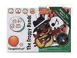 TangibleFun | The Froggy Bands | Juego de Cartas Educativo con App para iPad, Tablet y Smartphones de Sonidos Instrumentos Musicales y 'Bingo Sounds'