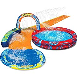 powerful Cyclone Splash Park, Multi