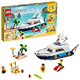 LEGO Creator 3in1 Cruising Adventures 31083 Building Kit (597 Pieces) (Discontinued by Manufacturer)