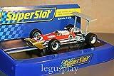 SuperSlot - Coche Slot Lotus 49 Jackie Olivier (Hornby S3544C)