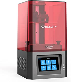 """Creality LD002R LCD Resin 3D Printer with Air Filtering System and 3.5'' Smart Touch Color Screen Off-line Print 4.69"""" x ..."""