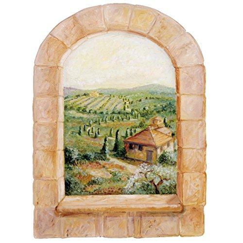 Wallies Wall Decals, Tuscan Window Wall Sticker
