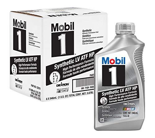 Mobil 1 Synthetic LV ATF HP [6X1QT]