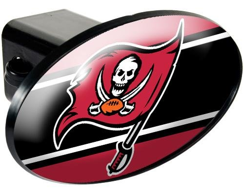 Tampa Bay Buccaneers NFL 2pc Rocks Glass Set - Helmet logo