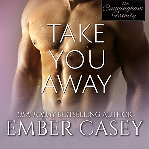 Take You Away audiobook cover art