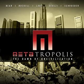 METAtropolis cover art