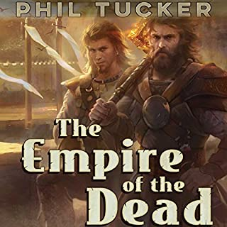 The Empire of the Dead cover art