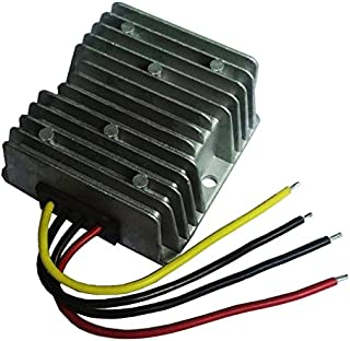 4/ A 48/ W DC R/égulateur de Tension dalimentation Adaptateur de Changeur EBILUN 5/ V-11/ V vers 12/ V DC Step Up convertisseur