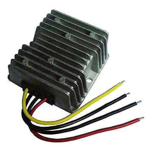 EBILUN DC 12V a 19V Step Up Converter, regulador del adaptador del cambiador de voltaje de la fuente de alimentación de 15A 285W