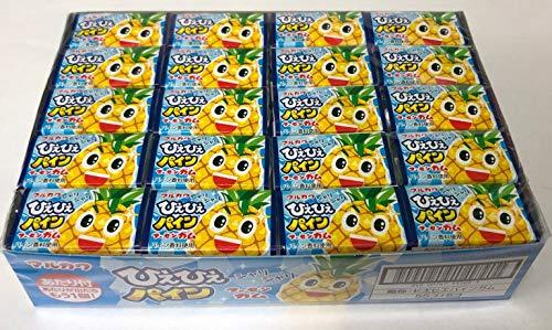 マルカワ ひえひえパインガム 120個入(55個+当たり分5個×2箱)/ フーセンガム
