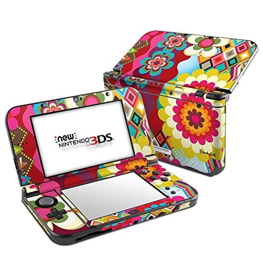 終わったうなずく起きているDecalgirl Nintendo 3DS LL 用スキンシール Mosaic